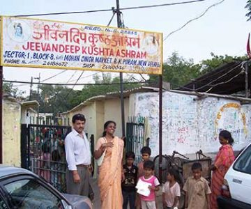 Leprosy Relief – Maitreey Preksha Seva Mission